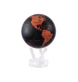 Solar-Powered Rotating Globes