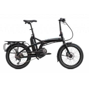 Tern Tern Vektron S10 Electric Folding Bike Matte Black/Grey