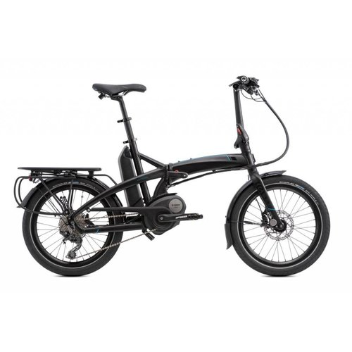 Tern Tern Vektron S10 Electric Folding Bike Matte Black/Grey