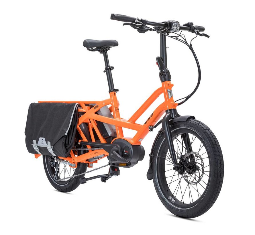 Tern GSD S10 Electric Cargo Bike w/ single battery