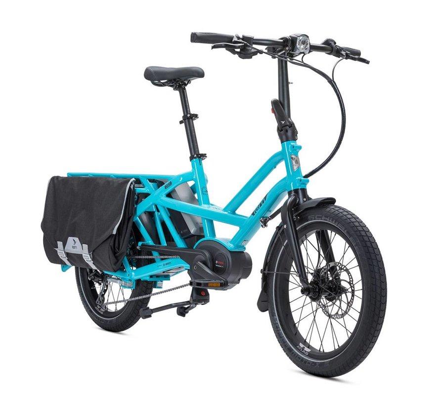 Tern GSD S10 Electric Cargo Bike w/ double battery