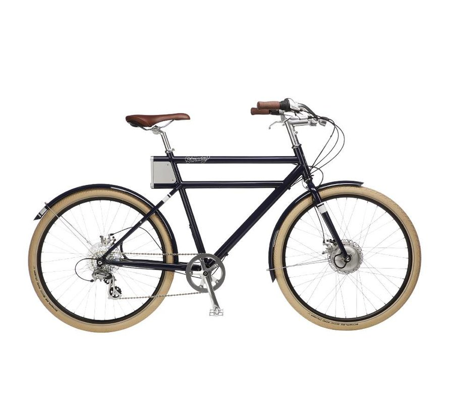 Faraday Porteur S Electric City Bike