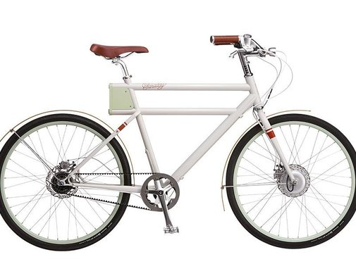 Faraday Faraday Porteur Electric City Bike