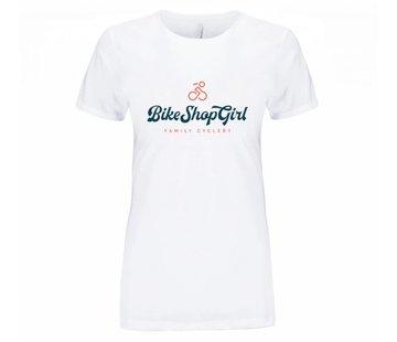 BSG T-Shirt Family Cyclery Women's