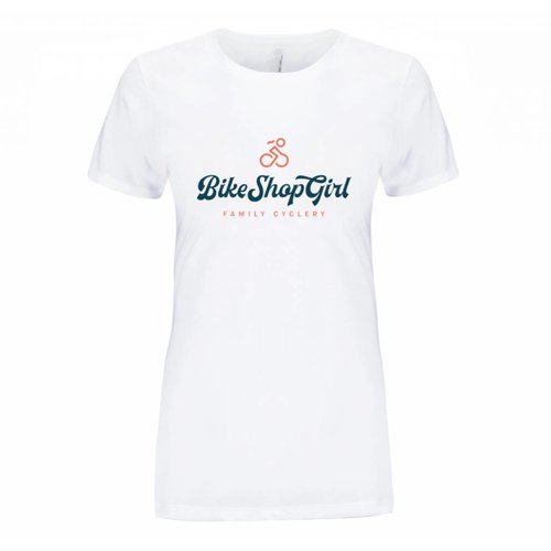BSG T-Shirt Family Cyclery Women's