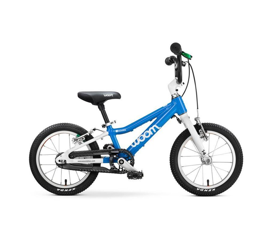 "woom 2 - 14"" Kid's Bike"