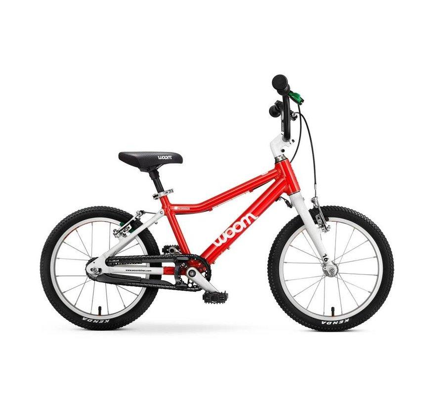 """woom 3 - 16"""" Kid's Bike"""