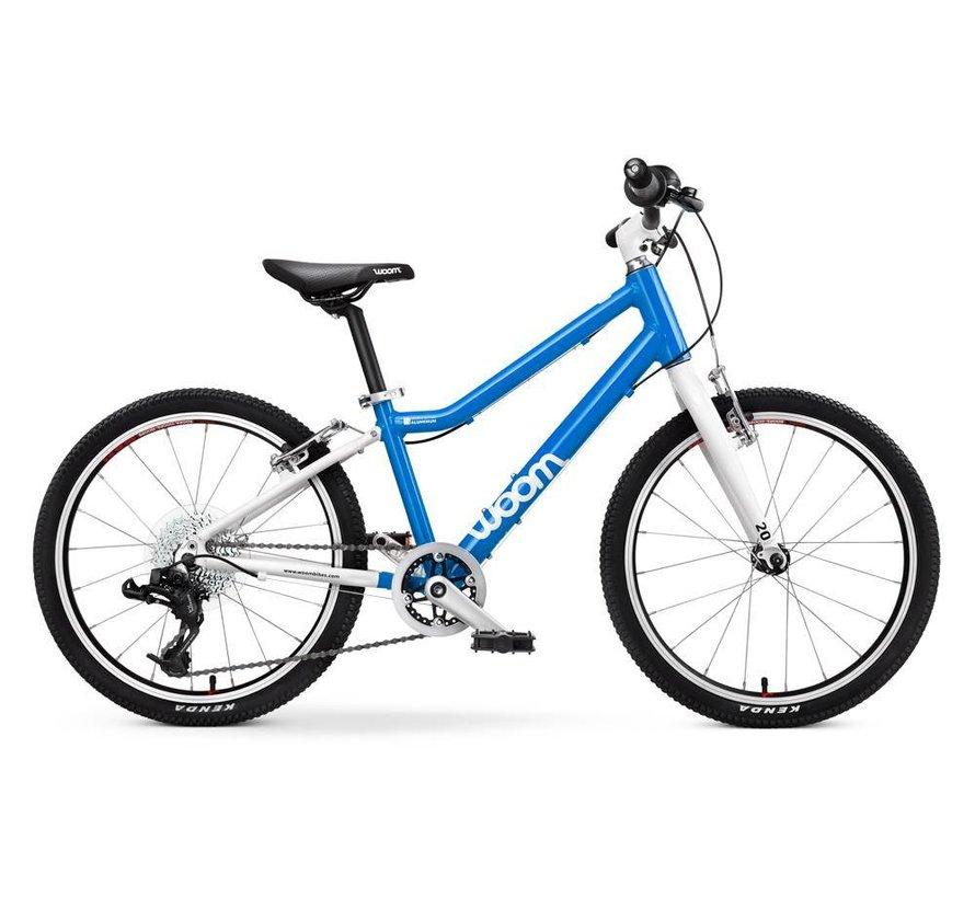 """woom 4 - 20"""" Kid's Bike"""