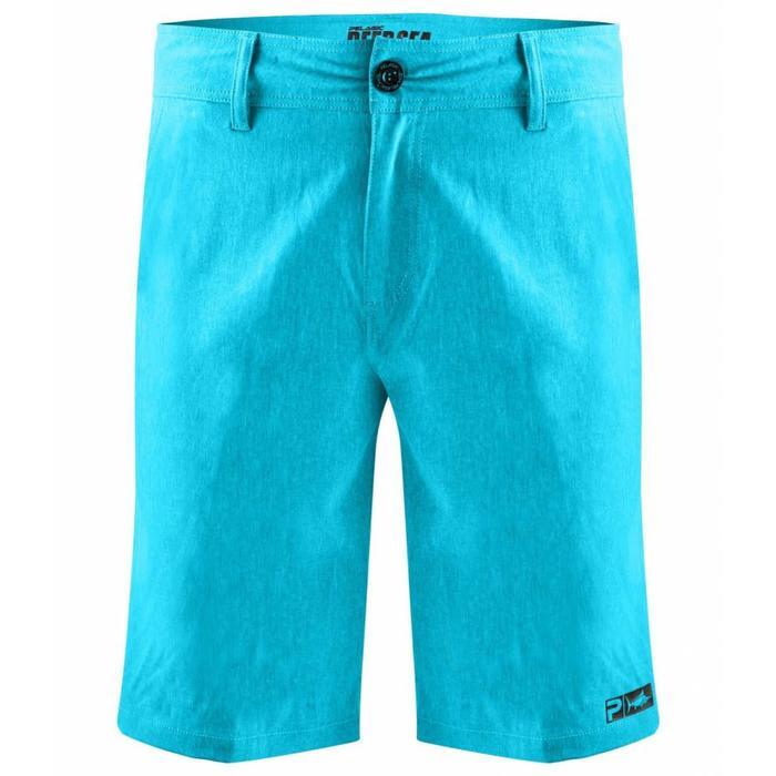 Pelagic Deep Sea Hybrid* Aqua Shorts