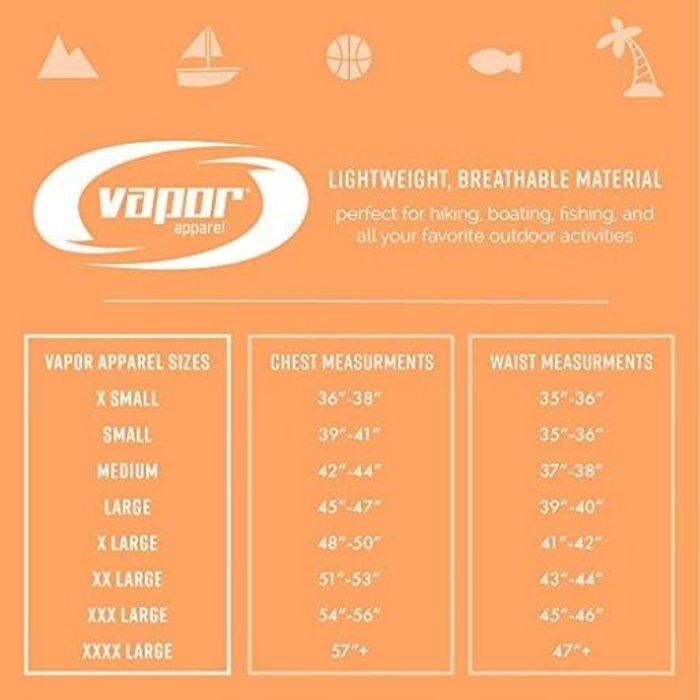 Vapor Dry-Fit PP 3X LAD
