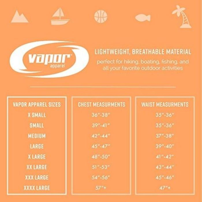 Vapor Men's Dry-Fit Long Sleeve Tan