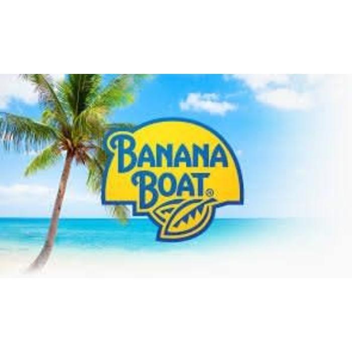 Banana Boat Women's Rash Guard Long Sleeve 1/4 Zip Navy