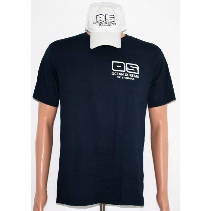 Hat/Shirt Combo *White/Navy
