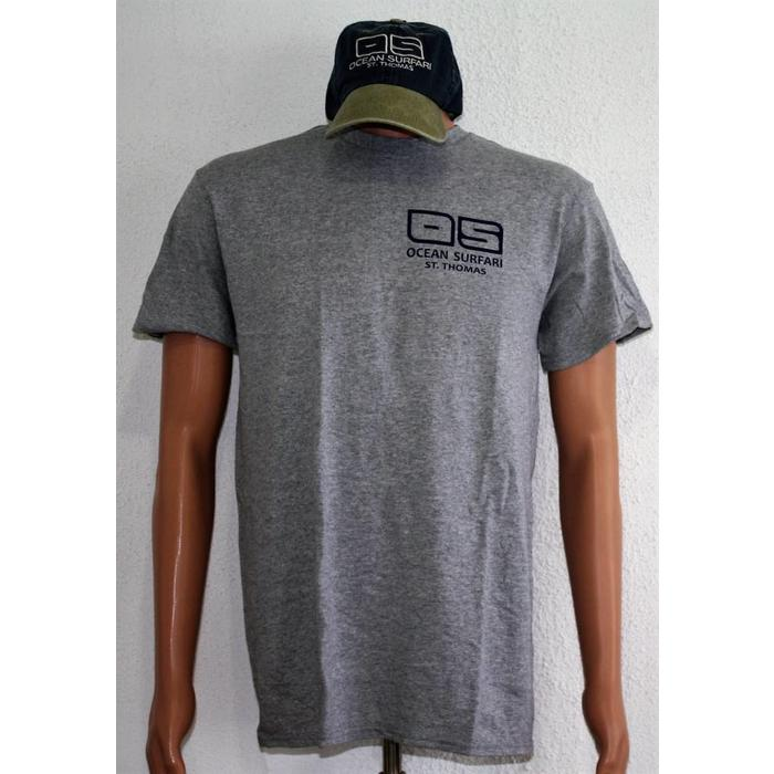 Hat/Shirt Combo *Navy/Grey