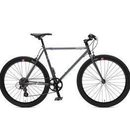 Retrospec Bicycles Retrospec Mantra V2 SS/FG Seven-Speed