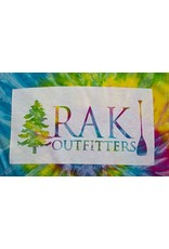 RAK Outfitters RAK Tie Dyed Tee