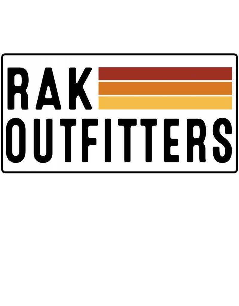 RAK Outfitters RAK Sticker 3 Bars