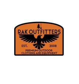 RAK Outfitters RAK Sticker Tha Eagle