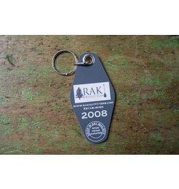 RAK Outfitters RAK Hotel Keychain