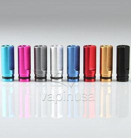 Aluminum Whistle Drip Tips, Colored
