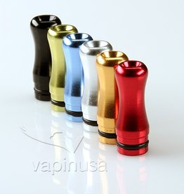 Polished Aluminum Drip Tip
