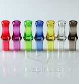 CE4 Clear Plastic Replacement Tips