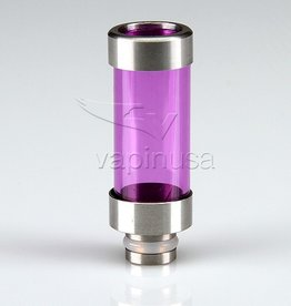 Pyrex Glass Wide Bore Drip Tip