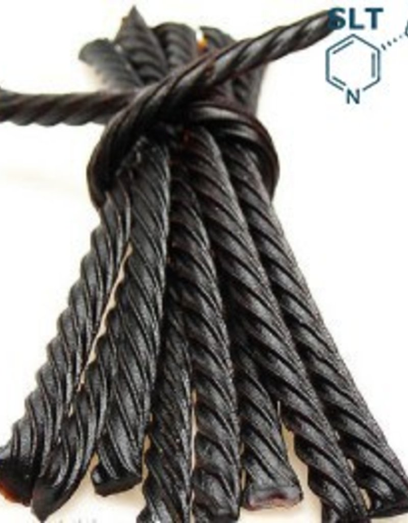 Black Licorice | 30ml | Salt