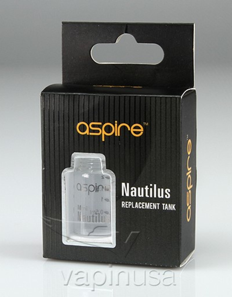 Aspire Nautilus Mini Replacement Tube | Glass