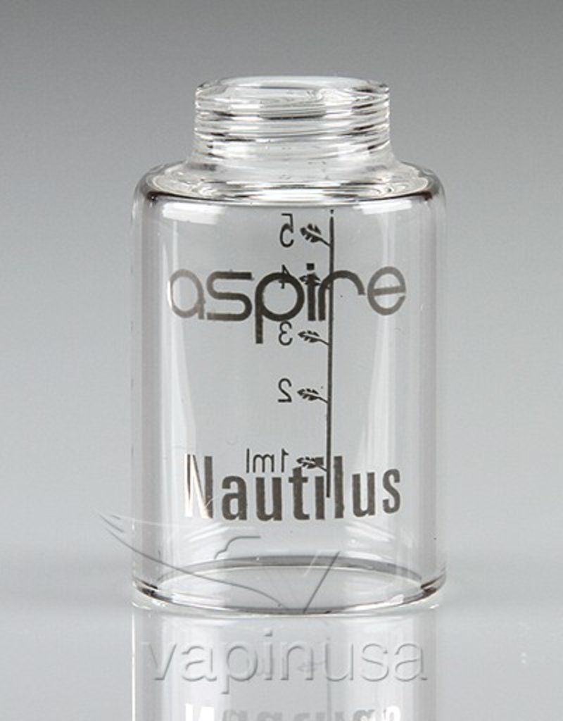 Aspire Nautilus Replacement Tube | Glass