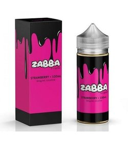 Zabba | 100ml | Strawberry