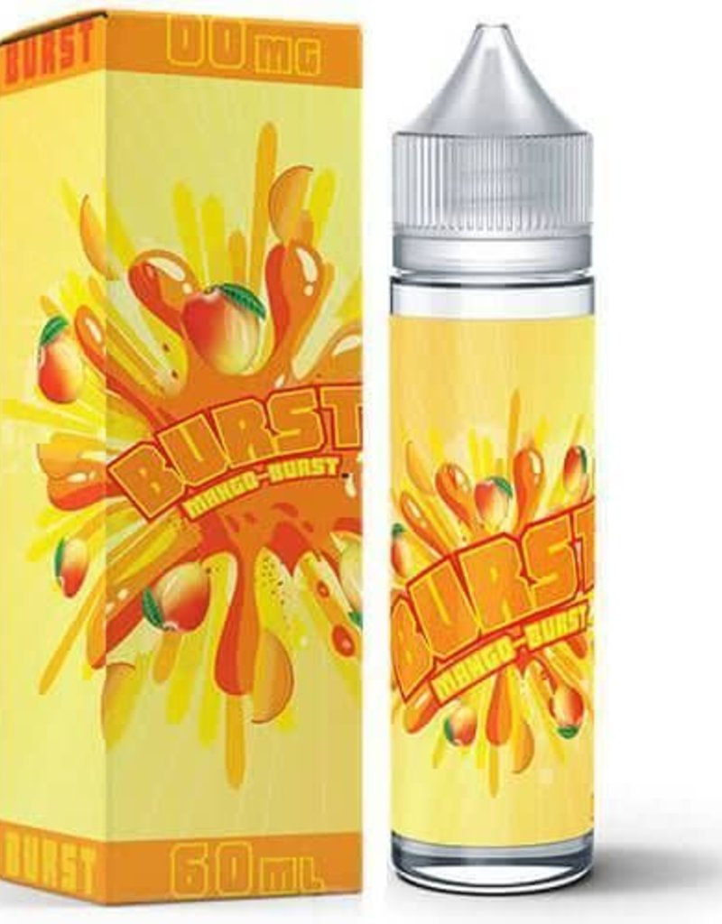 Burst | 60ml | Mango-Burst