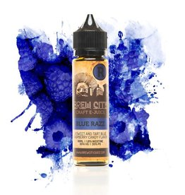 Brew City Juice   60ml   Blue Razz
