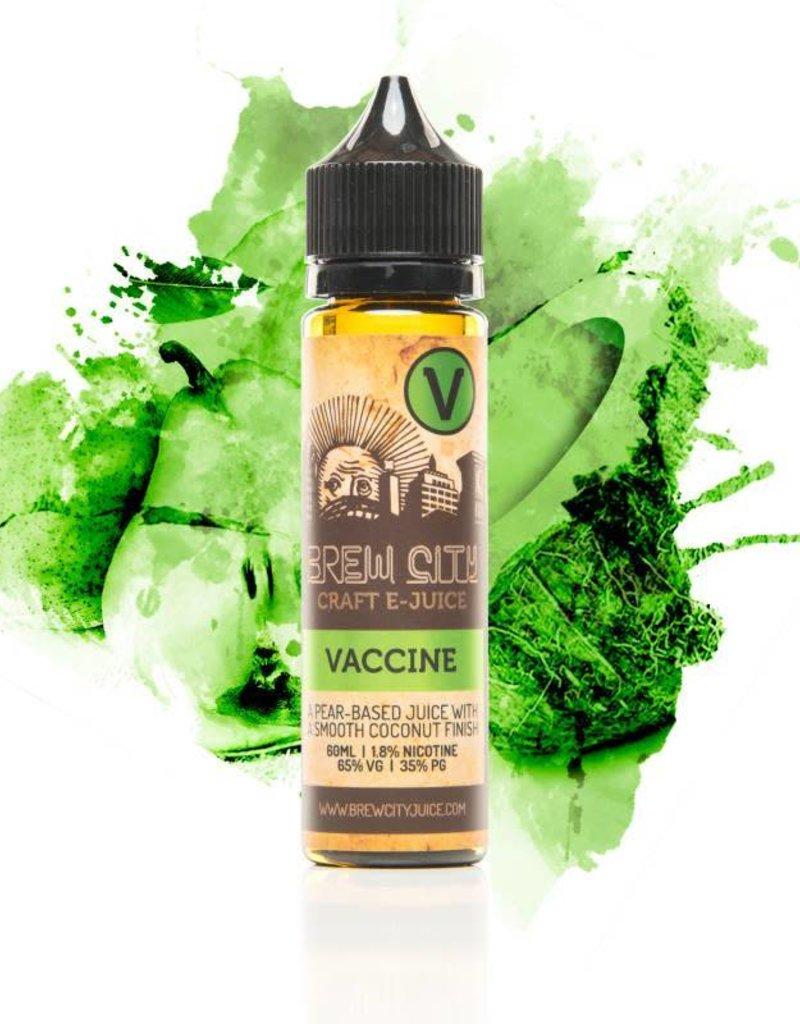 Brew City Juice | 60ml | Vaccine
