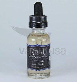 Ritual Craft Vapor | 30ml | Ritual 00mg