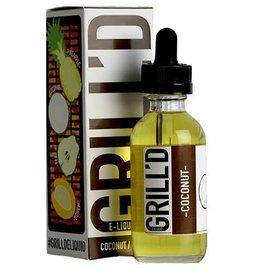 Grill'D E-Liquid   60ml   Coconut 00mg
