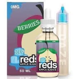 Reds Apple | 60ml | Berries Iced