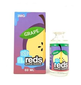 Reds Apple | 60ml | Grape Iced