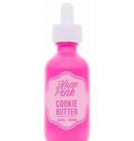 Vape Pink | 60ml | Cookie Butter