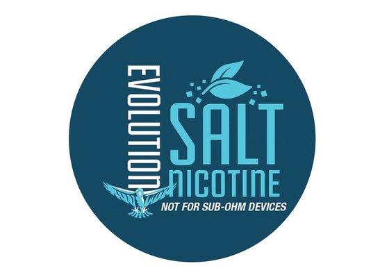 E-Liquid - Evolution Nic Salt E-liquid