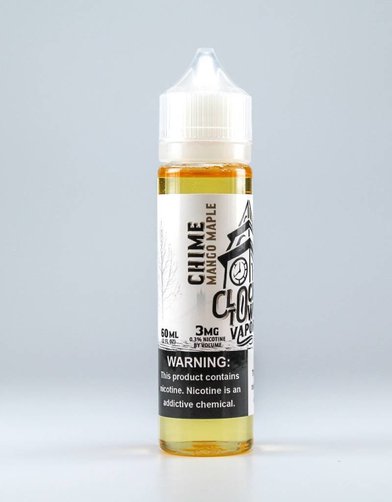 Clock Tower Vapor | 60ml | Chime