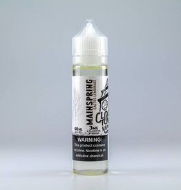 Clock Tower Vapor | 60ml | Mainspring