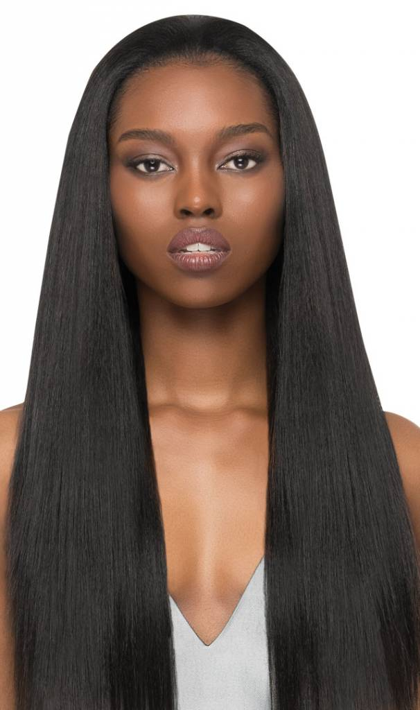 Quick Weave Brazilian Boutique Volume Pressed Zemei Hair And