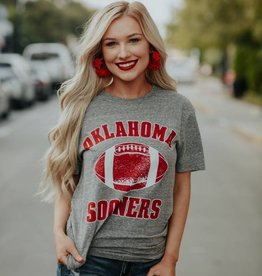 Opolis Oklahoma Sooners Football T-Shirt