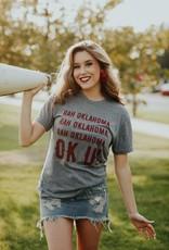 Opolis Rah Oklahoma T-Shirt