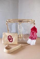 SheerGear Ella Gold Bucket Bag