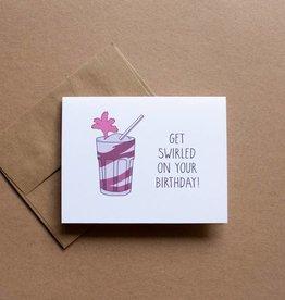 Get Swirled Card