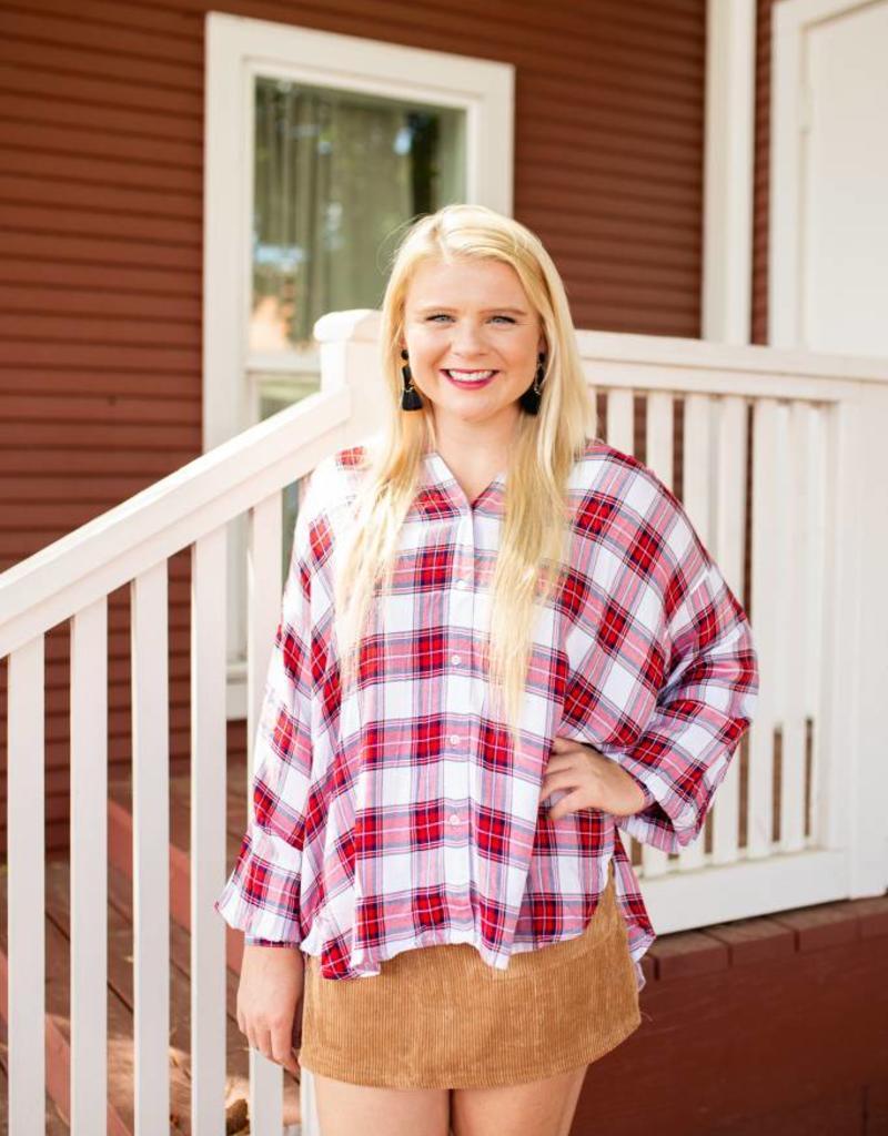 SP Highlow Lightweight Flannel