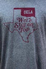 Grey We're Still On Top T-Shirt