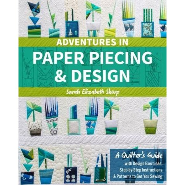 Adventures In Paper Piecing Design Suppose